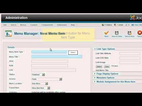 How to add a video to kunena forum in JoomlaJoomla Tutorial